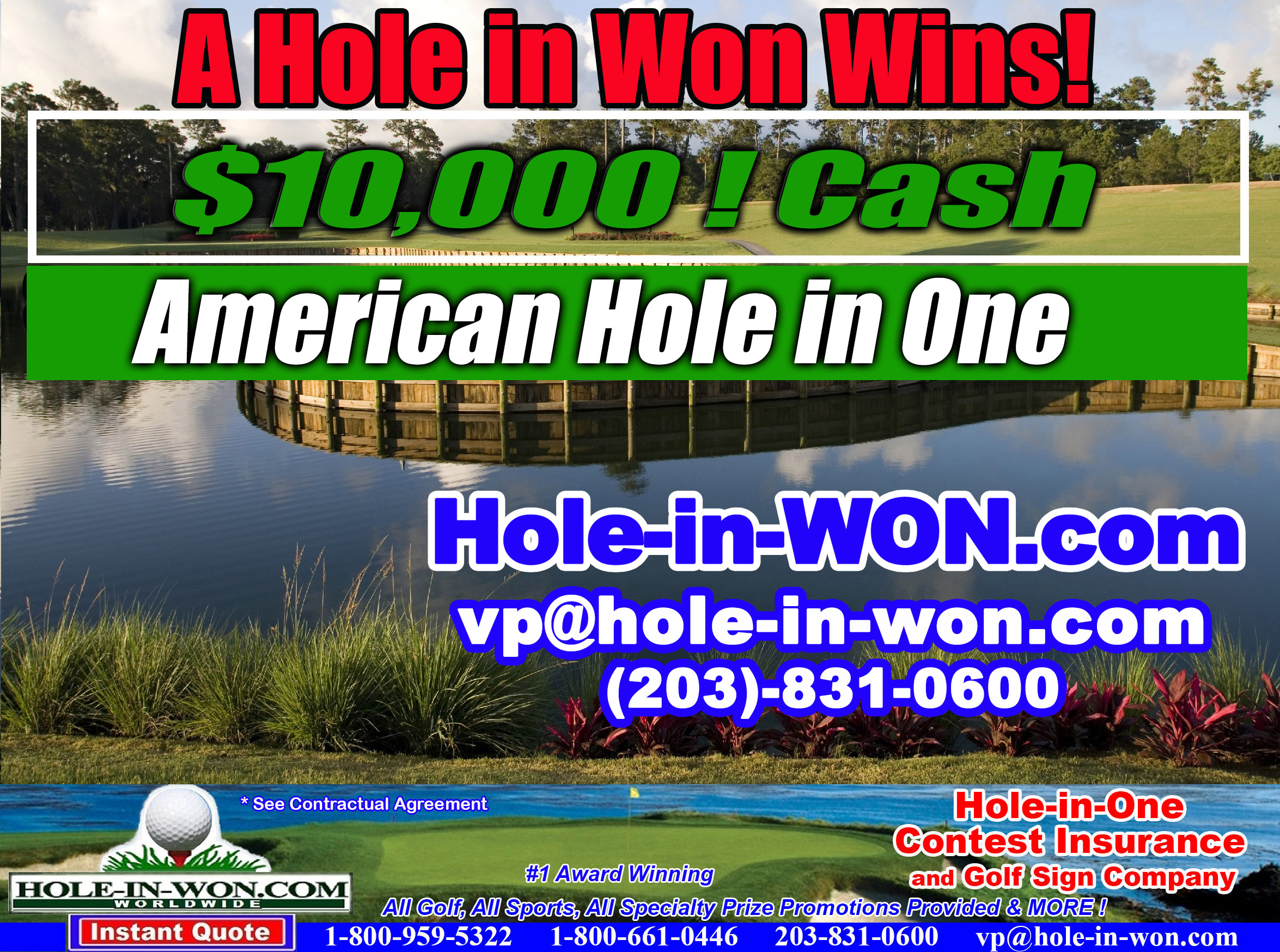 American Hole in One Insurance