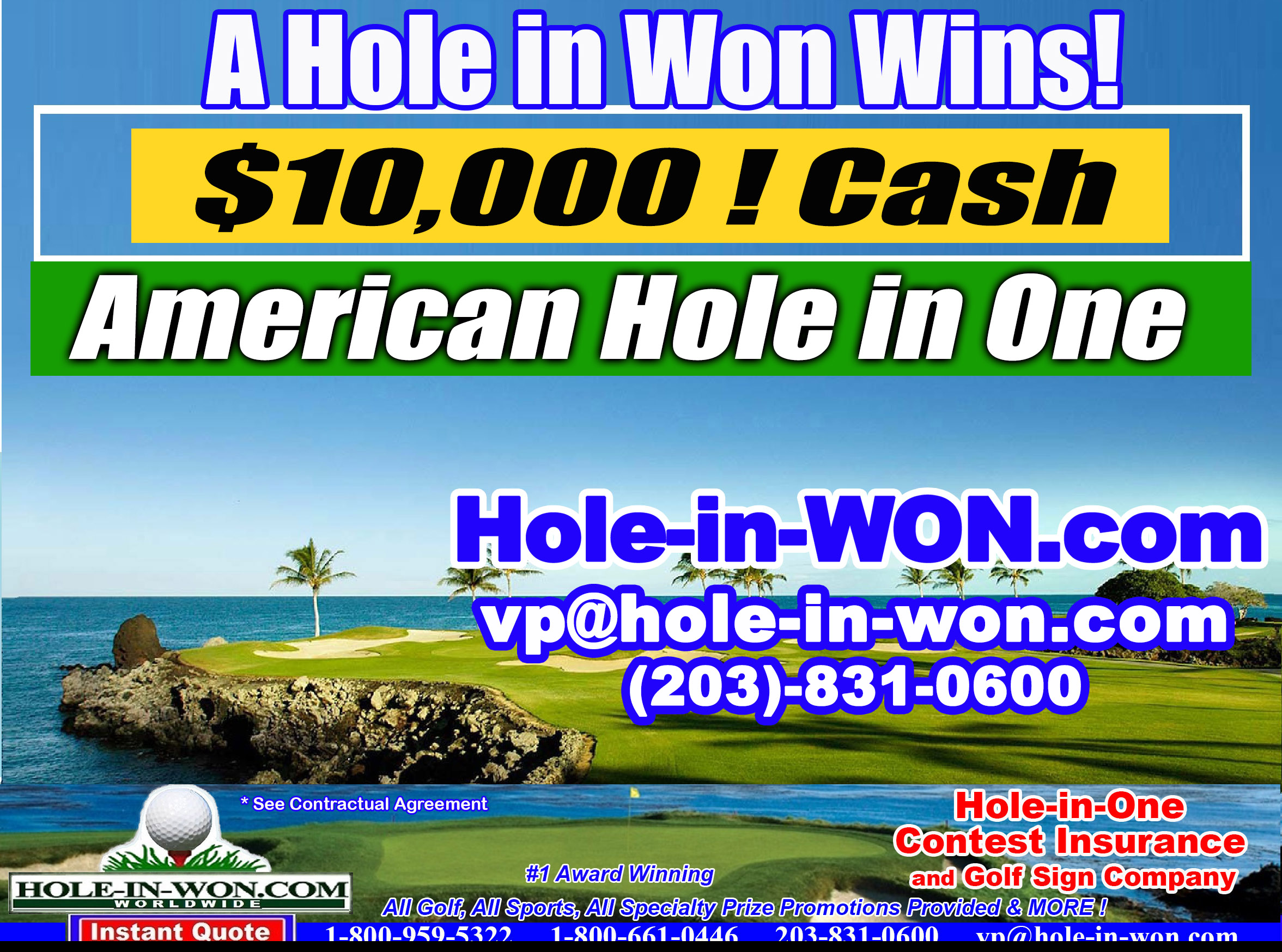 American Hole in One