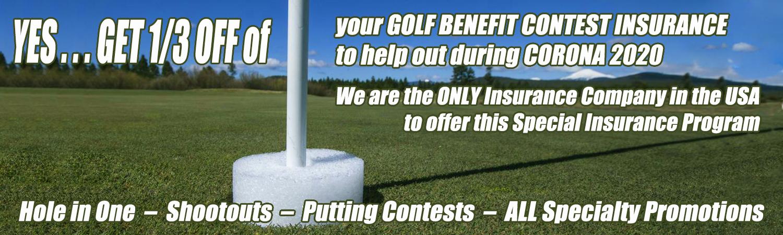 Corona Golf Insurance