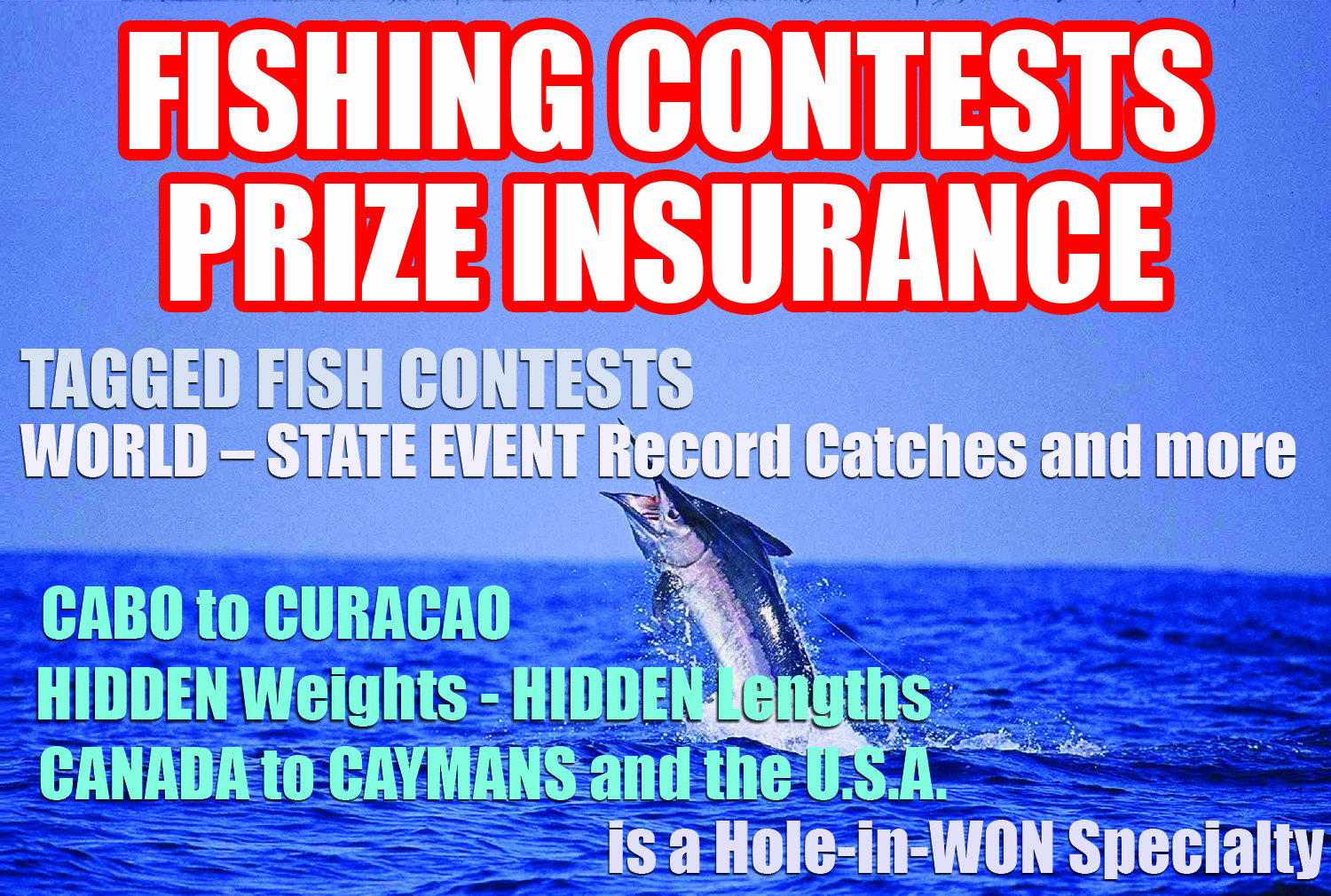 Fishing Tournament Contest