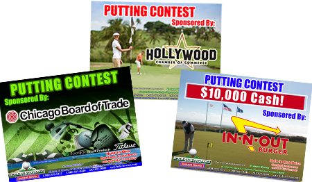 Golf Tournament Contest Ideas