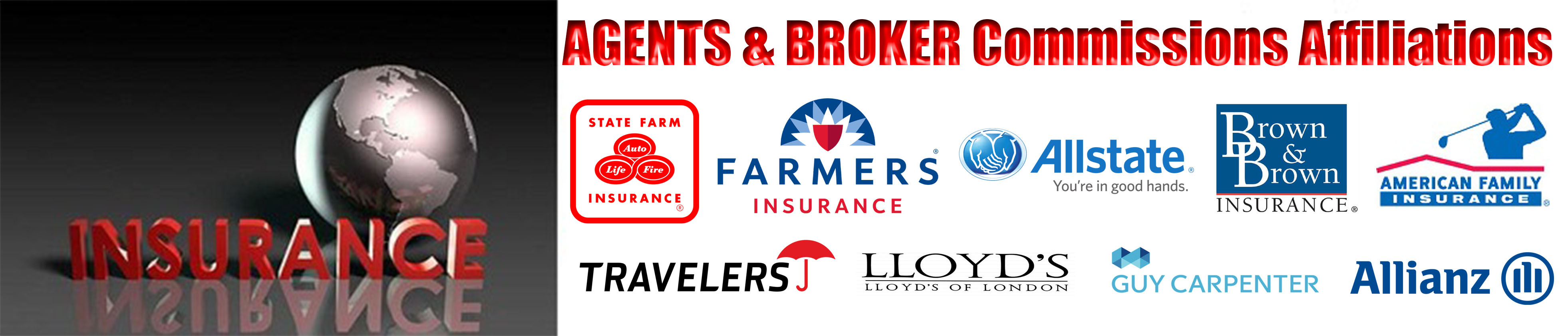 Insurance Agents and Brokers Commissions