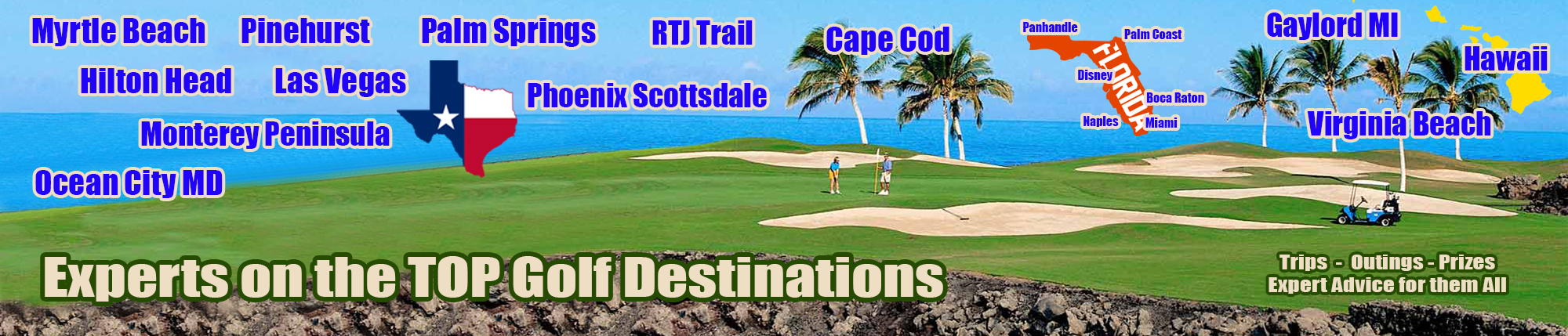 Golf Destination Prize Insurance Rate