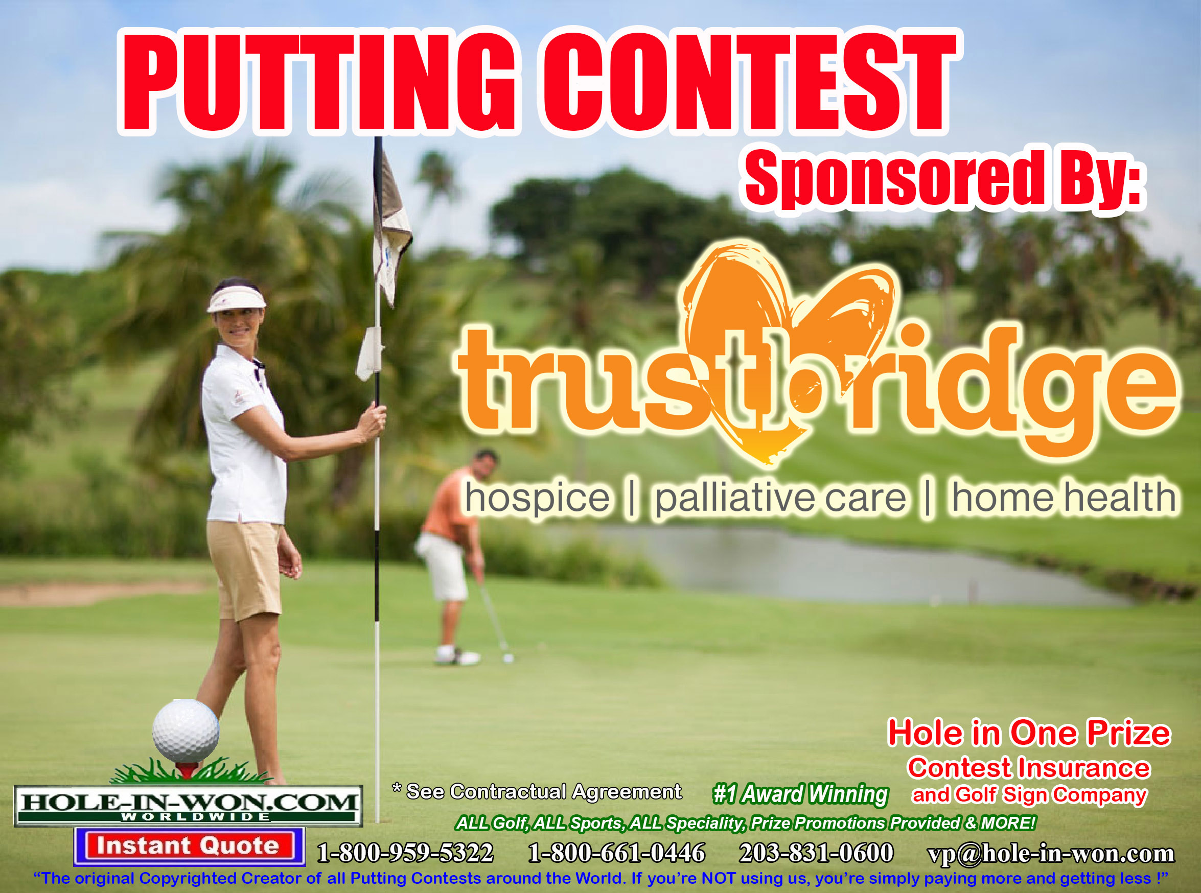 putting contest ideas | putting contests ideas