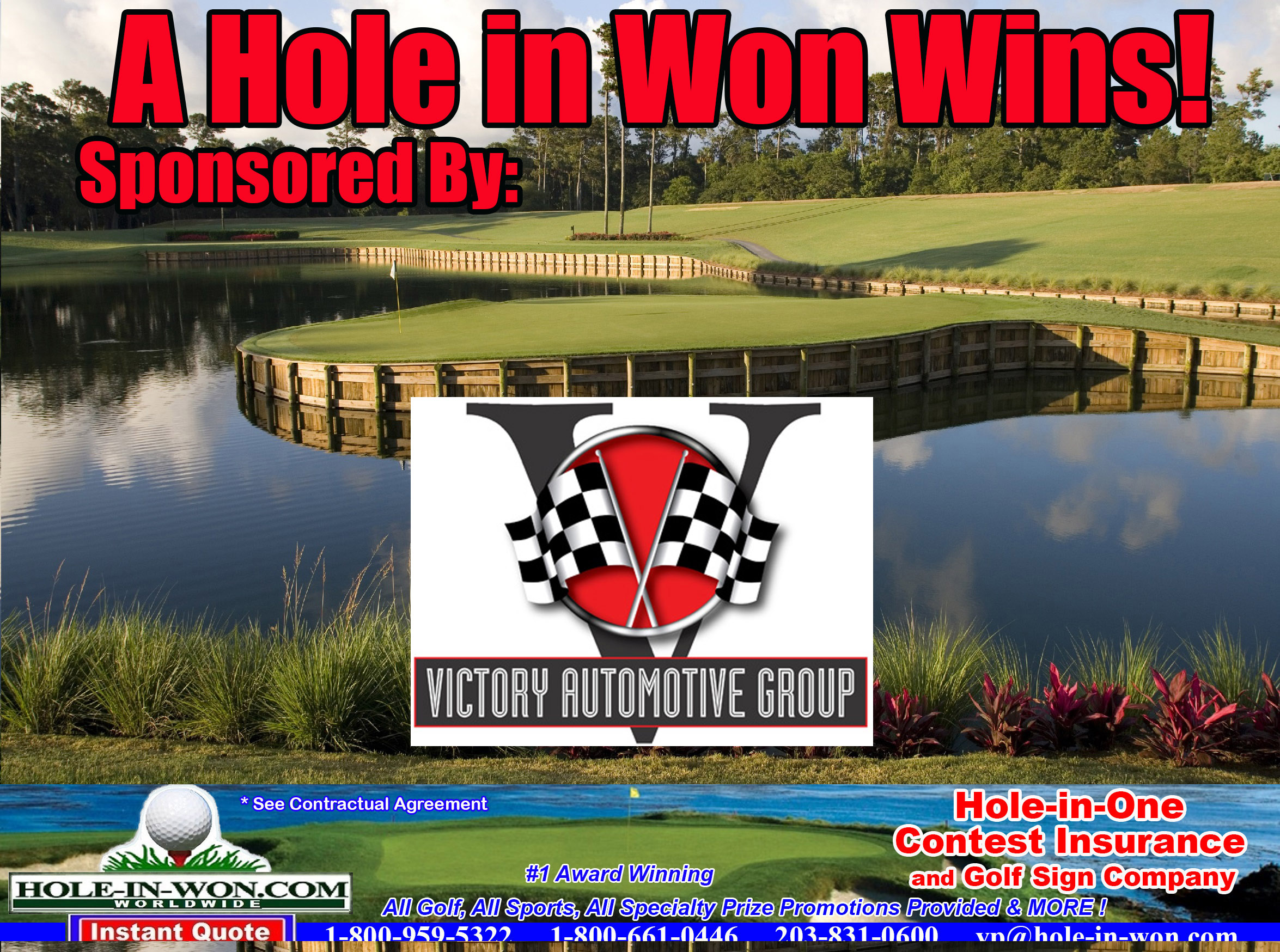 VICTORY AUTOMOTIVE GROUP Hole in e Insurance