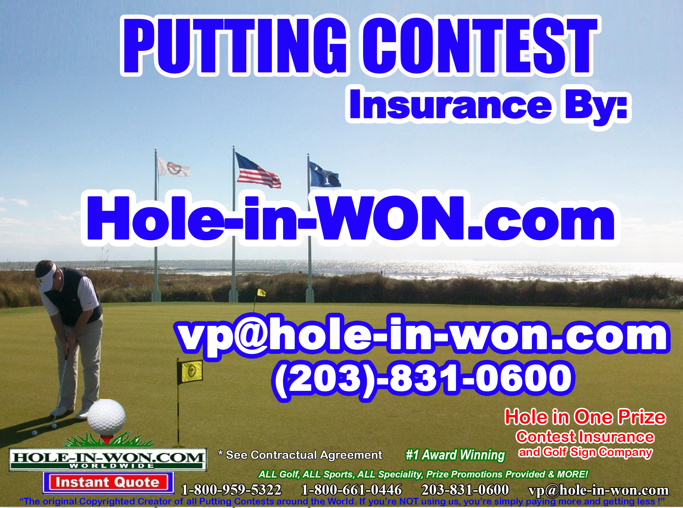 What is National Hole in One Insurance