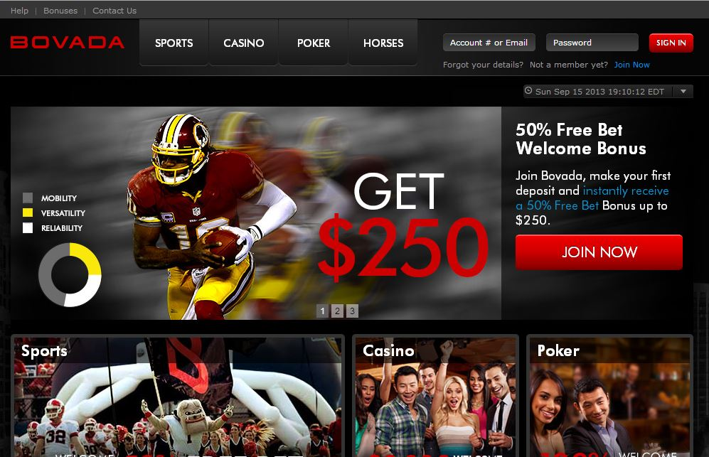 Online sports gambling tennessee