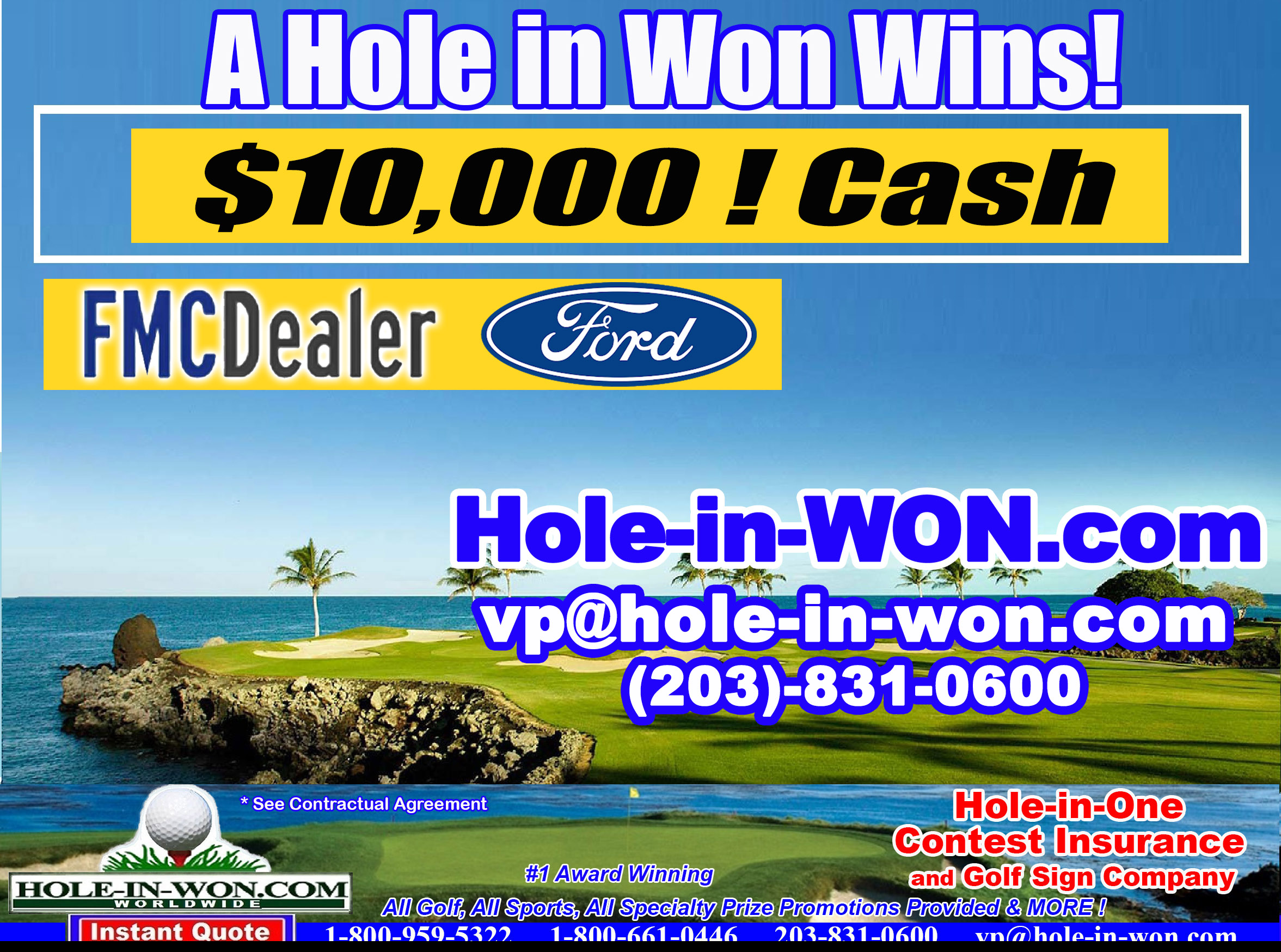 FMC FORD Dealer Contests Promotions