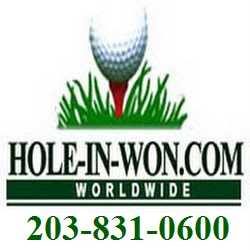 Golf Industry Representatives hole in one insurance
