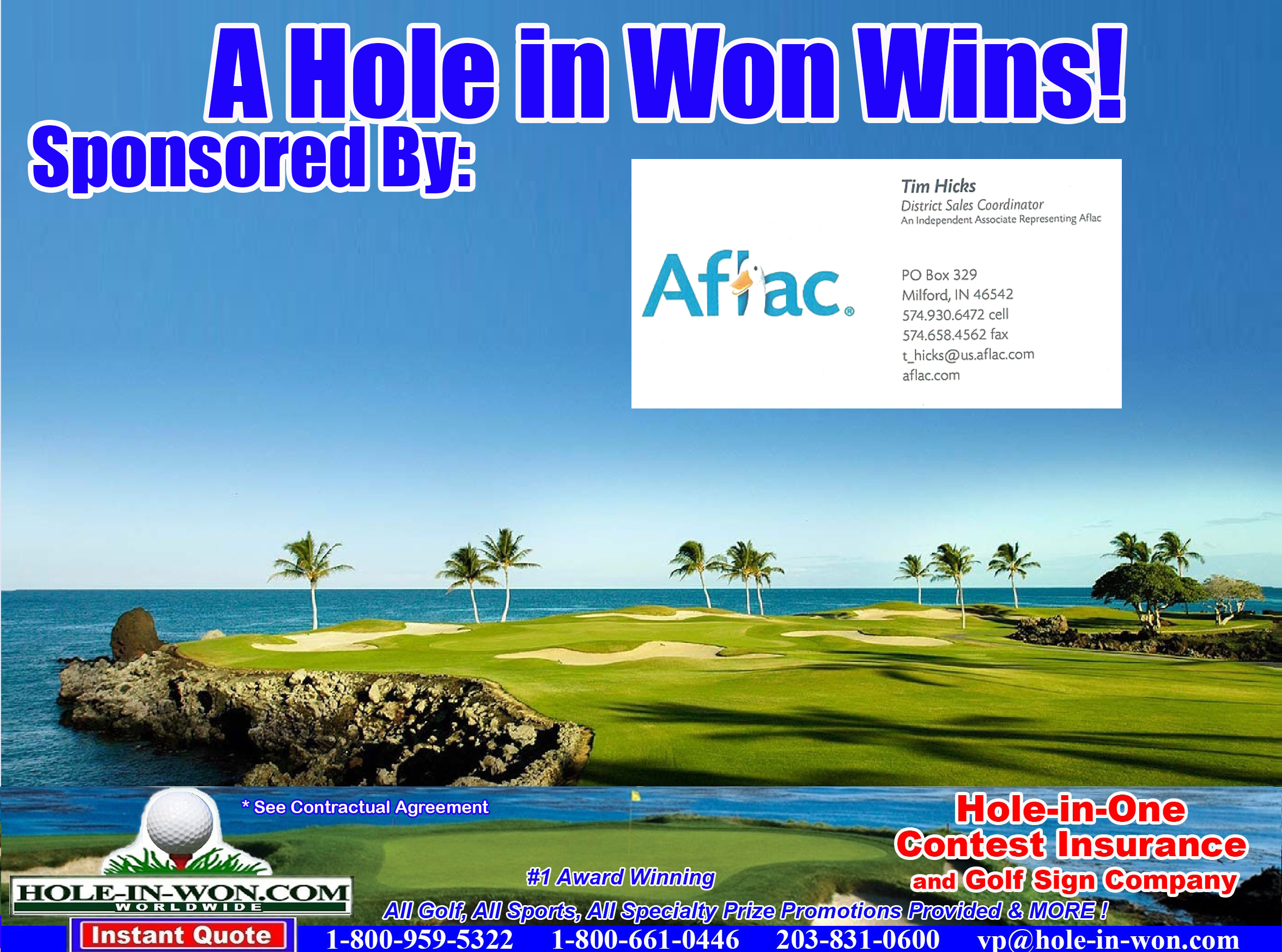 Aflac Quote Million Dollar Prize Images