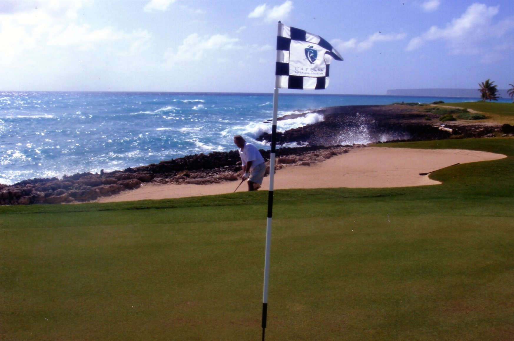 Dominican Republic Golf Hole in One Kevin Kolenda Images