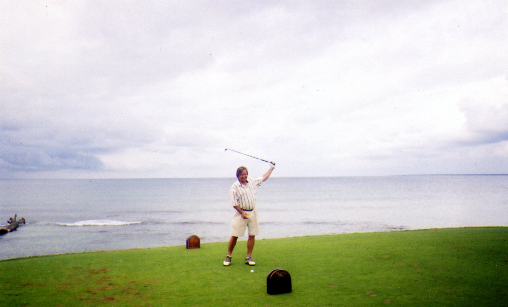 Kevin Kolenda Cap Cana Golf Washington
