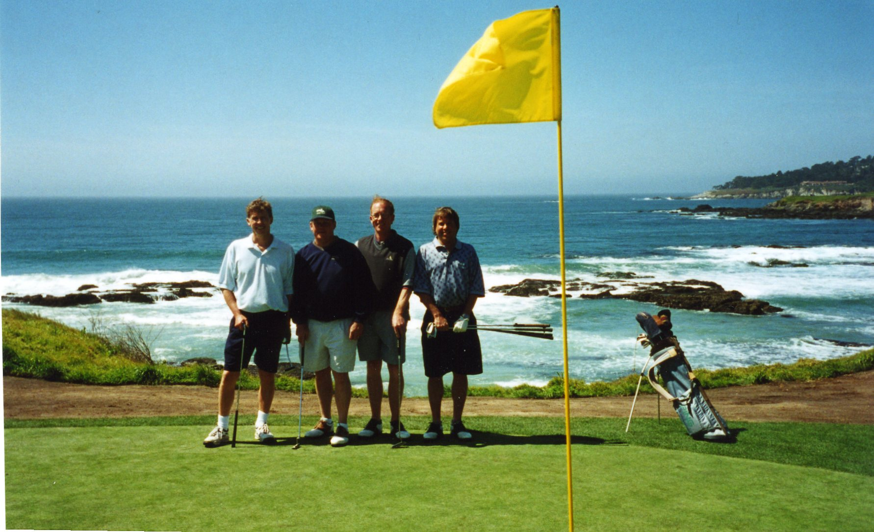 Kevin Kolenda Pebble Beach