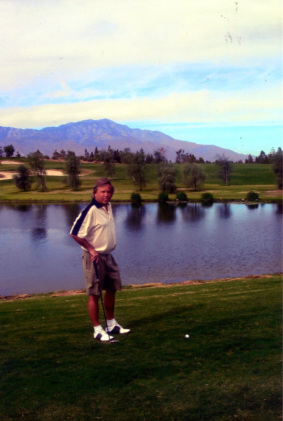 Palm Springs Hole in One Kevin Kolenda Images