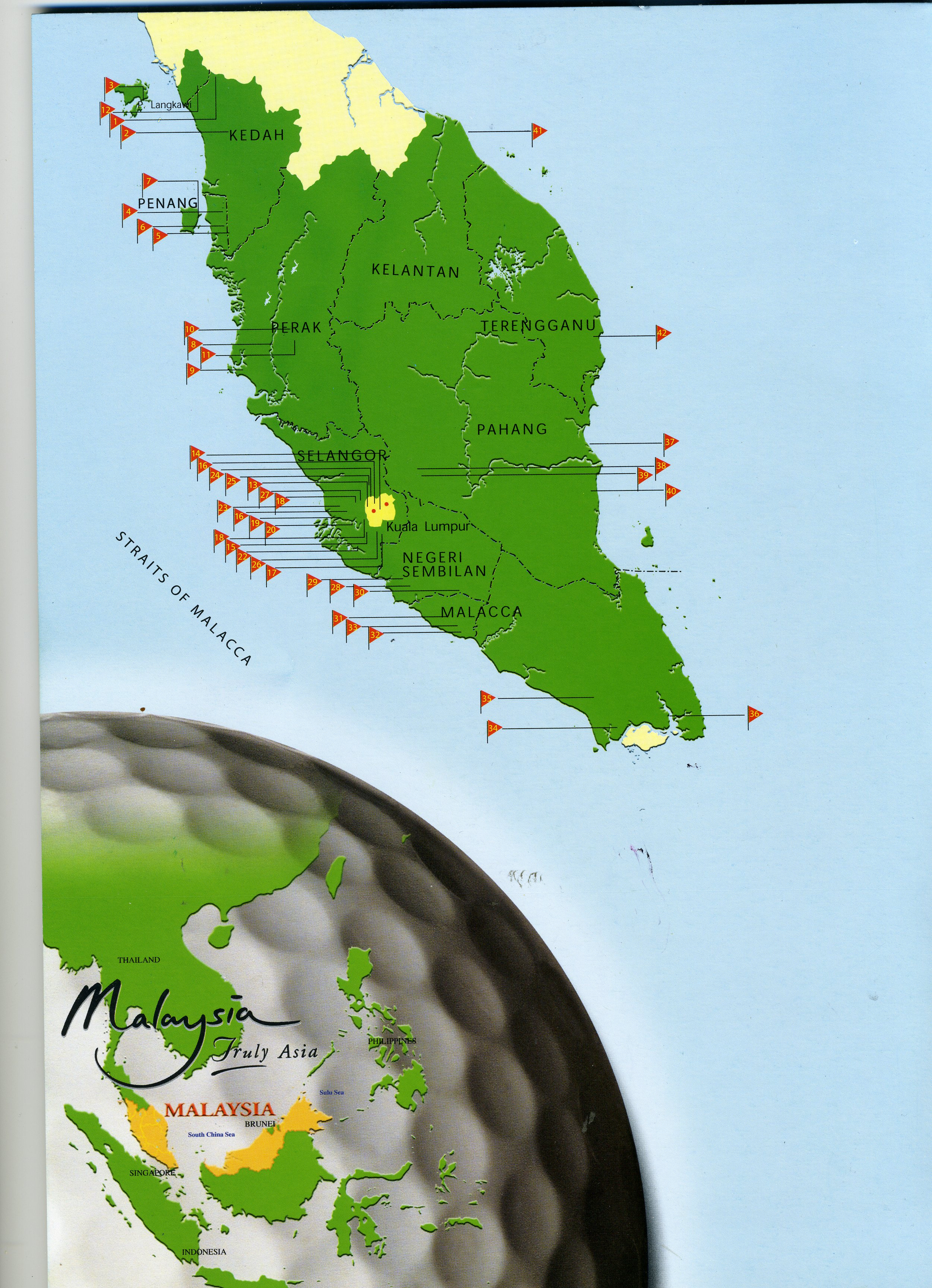 Map Of Southeast Asia Japan And Malaysia.Southeast Asia Japan Hong Kong Golf Hole In One Insurance