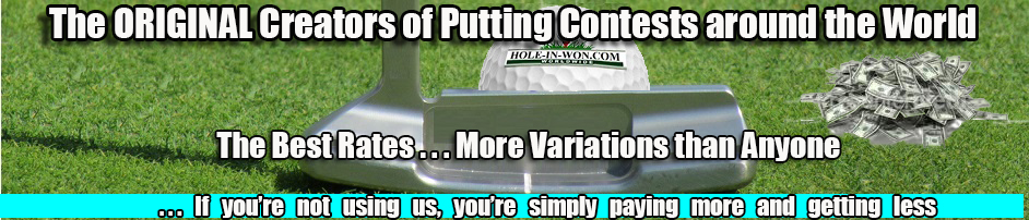 golf sweepstakes and contests