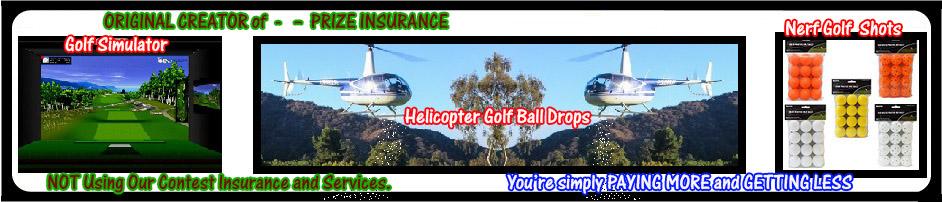 Nerf Golf Shots Simulator